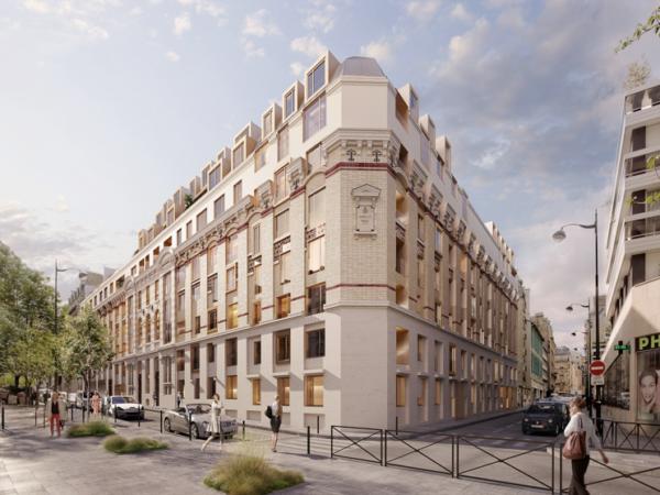 Logements et residence dediee - SAINT DIDIER - PARIS 16